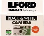 Ilford HP5 400 iso 27 exposure Disposable Single Use Film Camera with Process & Print